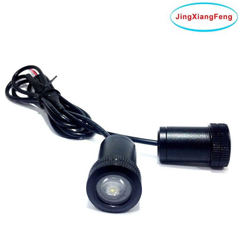 JingXiangFeng Case For Alfa Romeo LED Logo Projector Car Decorative Accessories Emblem Welcome Door Light 3D Laser Lamp 12V