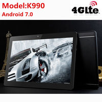 2018 Newest 10 1 Inch Tablet Pc Android 7 0 RAM 4GB ROM 64GB Dual SIM