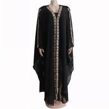 Länge 150cm Afrikanische Kleider Für Frauen Afrika Kleidung Muslimischen Lange Kleid Hohe Qualität Länge Mode Afrikanischen Kleid Für Dame