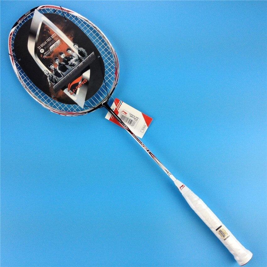 badminton racket carbon badminton rackets fb lining carbon li ning n90 iii victor raquete raqueteira force