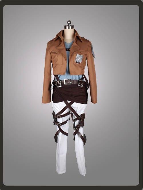 Galleria fotografica Attaque sur Titan Shingeki pas Kyojin Bertolt Hoover Cosplay Costume mp002423