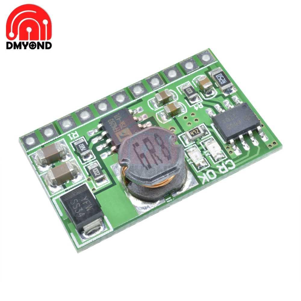Lithium Li-ion 18650 3.7V Battery Charger Module DC5V Converter UPS Power Supply