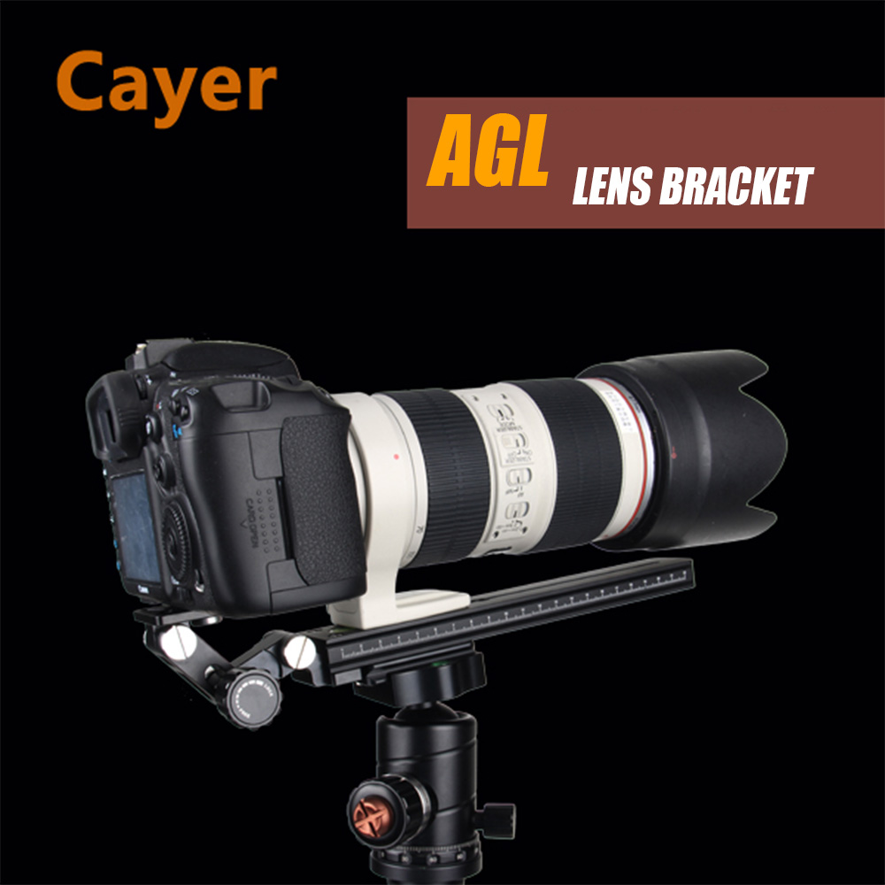 лучшая цена AGL Bird watching Telephoto Lens bracket Tripod Monopods Mounting Plate Arca Swiss specifications 200mm 400mm 600mm 800mm lens