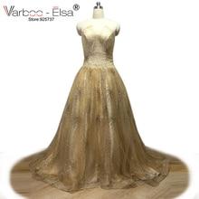 VARBOO ELSA Gold Glitter Evening Dress Sexy Prom Dress. US  142.13   piece Free  Shipping bb424c1721d3