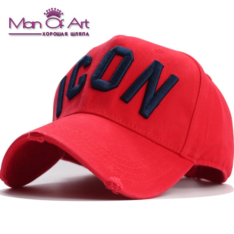 Baseball Caps DSQ Buchstaben hohe Qualität Hüte Männer und Frauen - Bekleidungszubehör - Foto 2
