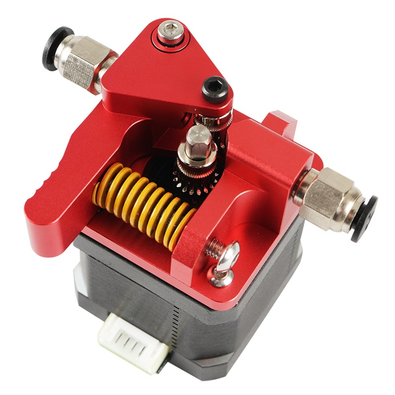 Image 4 - Btech Dual Drive Extruder With Motor For Cr 10/Cr 10S/Tornado 3D Printer Upgrade Aluminum Dual Gear Left Hand Dual Extruder(Le-in 3D Printer Parts & Accessories from Computer & Office