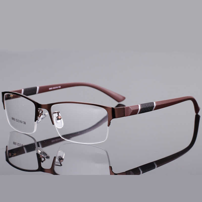 3f4f8f19734 ... Belmon Spectacle Frame Men Eyeglasses Korean Nerd Computer Prescription  Optical For Male Eyewear Clear Lens Glasses