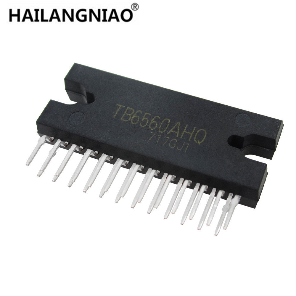 Free Shipping 1pcs Zip25 Tb6560ahq Ic Tb6560 Stepper Motor Driver Circuit Drive Chip Best
