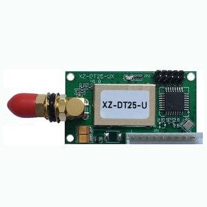 Image 2 - Беспроводной передатчик 100 мВт, модуль приемника 868 МГц, tx rx rf модуль 433 МГц 1 км беспроводной приемопередатчик rs232 rs485 ttl интерфейс