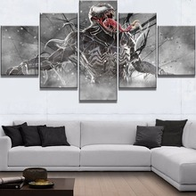 Movie Canvas Wall Art Home Decor For Living Room 5 Pieces HD Print Painting On Decoration