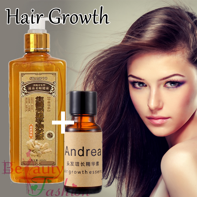 Ginger Professional Hair Regrowth Shampoo And Conditioner 300ml