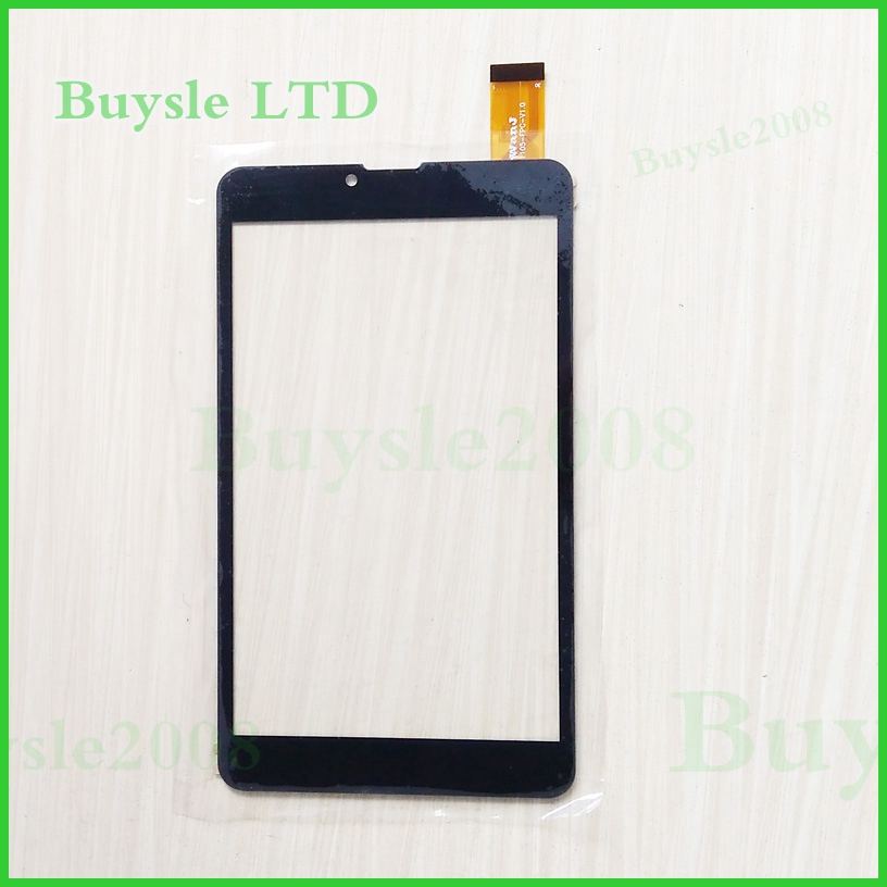 10pcs/lot new 7 inch touch screen,100% New touch panel Tablet PC Sensor digitizer WJ1105-FPC-V1.0 Sensor Replacement new 7 inch tablet pc mglctp 701271 authentic touch screen handwriting screen multi point capacitive screen external screen