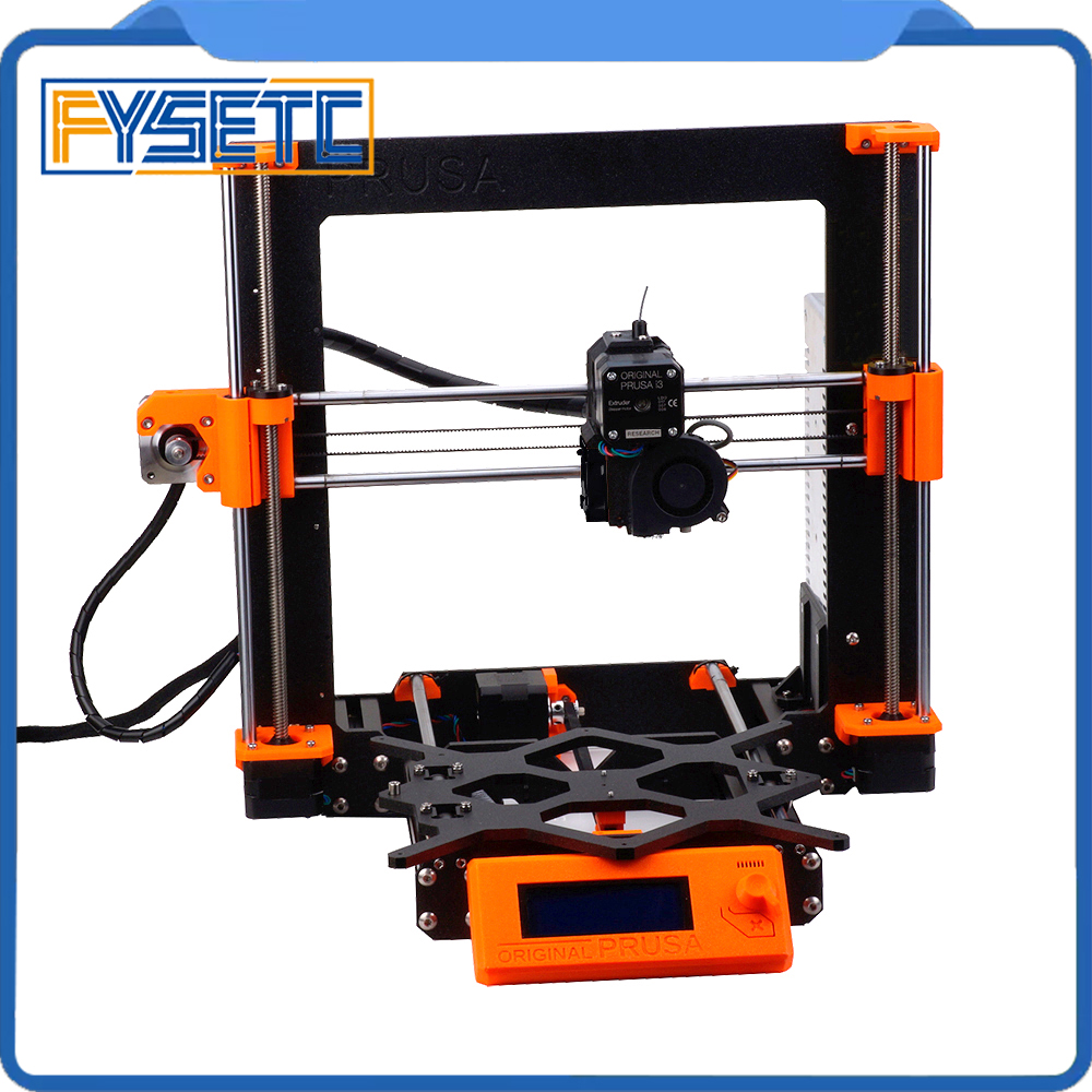 Clone Prusa i3 MK3S imprimante Kit complet Prusa i3 MK3 à MK3S Kit de mise à niveau comprenant carte einsy-rambo imprimante 3D bricolage MK2.5/MK3/MK3S - 4