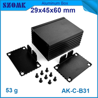 1 Piece Free Shipping New Arrive Handing Up Aluminum Metal Junction Box Wich Cheap And Quality