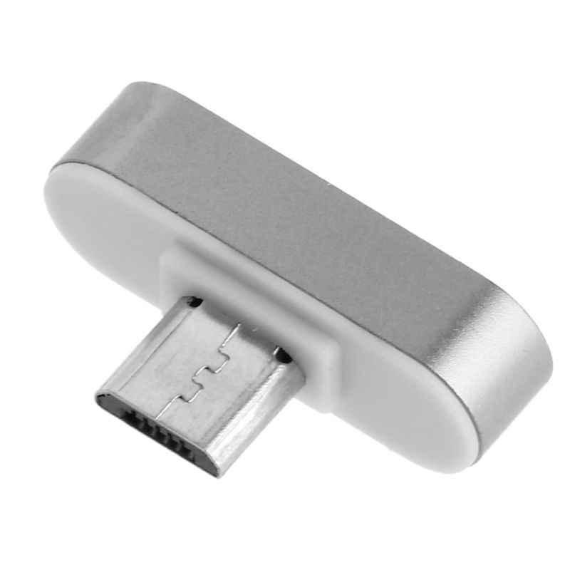 Универсальный Micro USB кондиционер/ТВ/DVD/STB ИК-пульт дистанционного управления для samsung Xiaomi Huawei Android мобильный телефон планшет