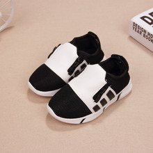 hot Children Shoes Outdoor Girls Boys Sport Shoes Air Mesh Breathe Shoes Soft Light Kids Sneakers Teenagers Running Shoe