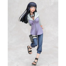 Naruto Shippuden Hyuuga Hinata Action Figure 1/8 scale painted figure Naruto's Wife Hinata PVC figure Toy Brinquedos Anime
