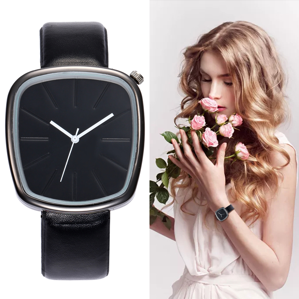 Sloggi Women Fashion Creative Leather Quartz Watch Ladies Simple Casual Dress Watches Clock Stainless Steel Female Reloj Mujer недорго, оригинальная цена