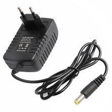 Better quality AC DC adapter 110 220V to 12V 1A 2A 3A 4A 5A 6A 8A power adapter 5.5*2.5mm Jack 12 Volt power supply adaptor