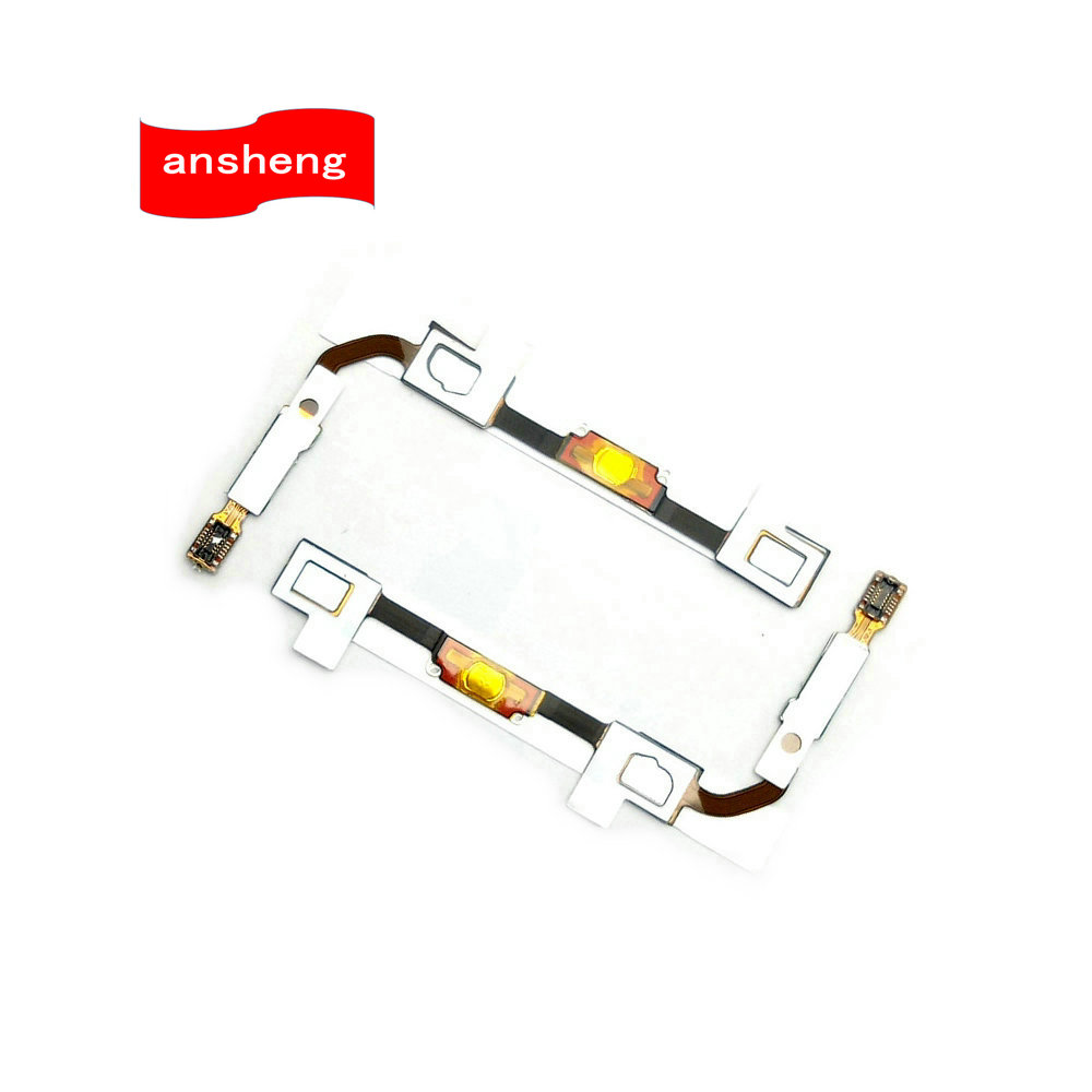 Proximity Light Sensor Home/Menu Button Key Flex Cable For