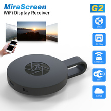 2017 SINMAX mirascreen G2 TV Stick Android Мини-ПК Miracast Dongle 2.4 г WiFi лучше, чем Google chromecast Chrome Литой приемник