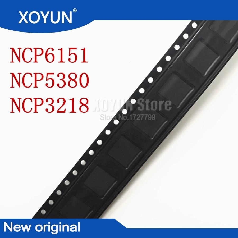 5pcs 100%New NCP6151 NCP5380 NCP3218 QFN NCP6151MNR2G NCP5380MNR2G NCP3218MNR2G
