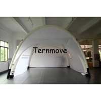 Inflatable Shade Structure Inflatable Promotion Tent PVC Outdoor Inflatable Event Tents Inflatable Advertising Sunbelt Tent