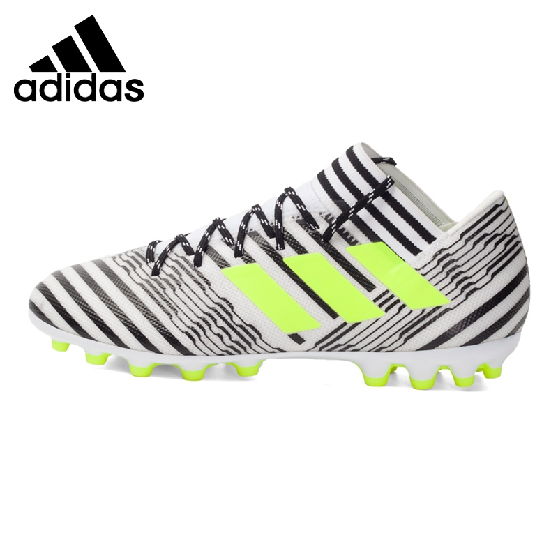 Original New Arrival 2017 Adidas 17.3 AG Men's Football/Soccer Shoes Sneakers kelme football shoes boots for adult children 30 39 train sneakers tobillera soccer cleats zapatillas deporte light soft flats49