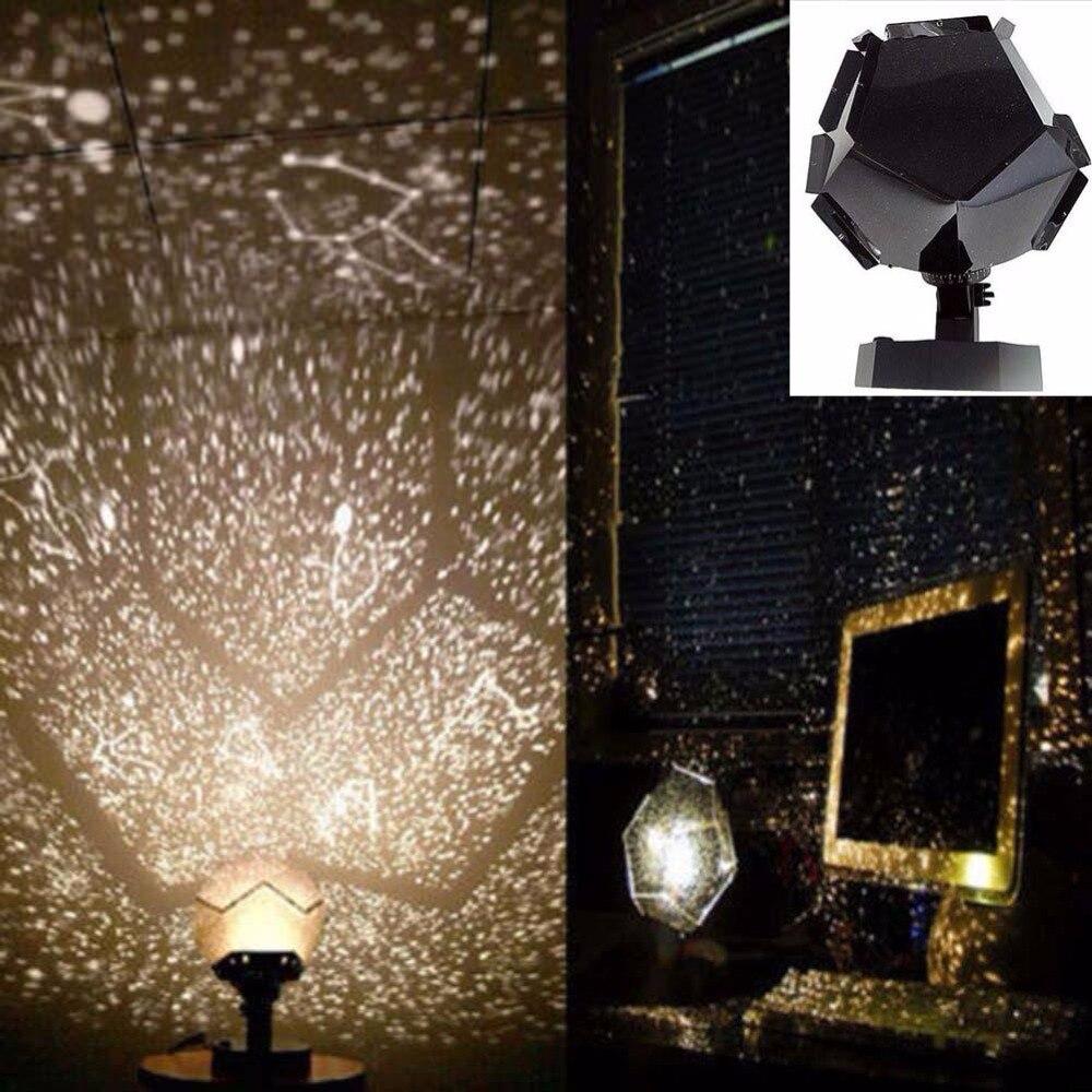 Fantastic Celeste Astro Stella Laser Proiettore Cosmo Night Light DIY Lampada CIELO Romantico Sonno Atmosfera