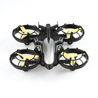 FY919 2.4G 4CH Drone with Camera 480P Wifi FPV Optical Flow Positioning Dron Altitude Hold One Key Return G sensor Quadcopter