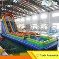 Biggors inflável Ao Ar Livre Grande Escorrega Inflável Uso Comercial Bounce Terra Parque de Diversão para As Crianças