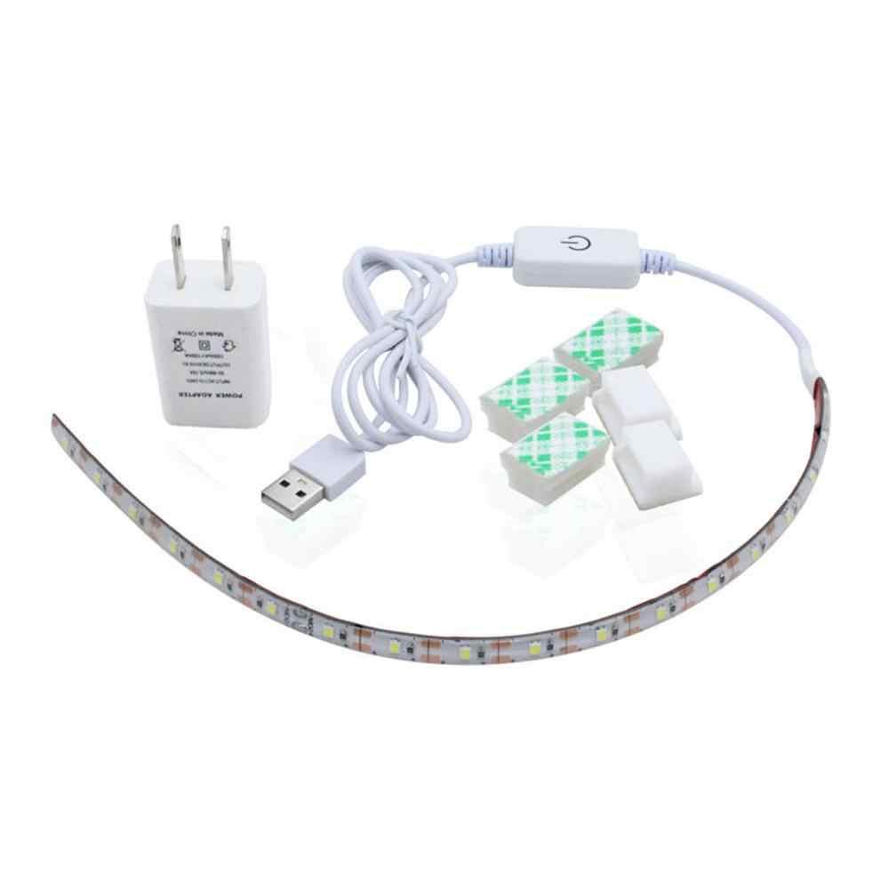 ماكينة خياطة LED شرائط مصباح ضوء عدة DC5V مرنة USB الخياطة ضوء 30 سنتيمتر الصناعية آلة العمل مصباح ليد s