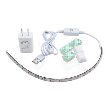 Sewing Machine LED Light Strip Light Kit DC5V Flexible USB Sewing Light 30cm Industrial Machine Working LED Lights