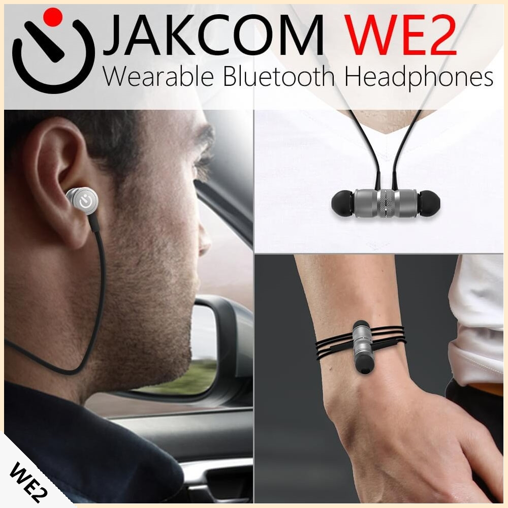 JAKCOM WE2 Smart Wearable Earphone Hot sale in Mobile Phone Touch Panel like paintball For Phone Ace Lumia 625