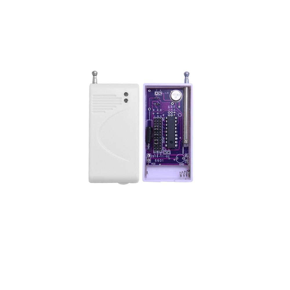 (10 PCS) 2262 chip 433mhz wireless vibration detector safe box security alarm shock sensor burglar alarm without battery wireless vibration break breakage glass sensor detector 433mhz for alarm system