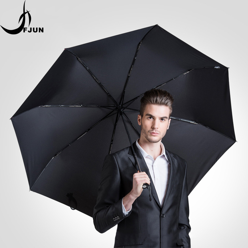 125cm <font><b>Big</b></font> <font><b>Golf</b></font> <font><b>Umbrellas</b></font> Men Windproof Large advertising Sun Floding Female male business <font><b>Umbrella</b></font> Rain Woman Outdoor Parasol image