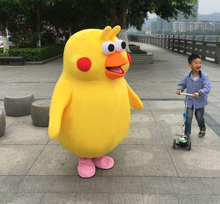 Supercute Gordura Papagaio papagaio Mascote Adorável Character Traje Da Mascote Terno traje dos desenhos animados do pássaro do papagaio