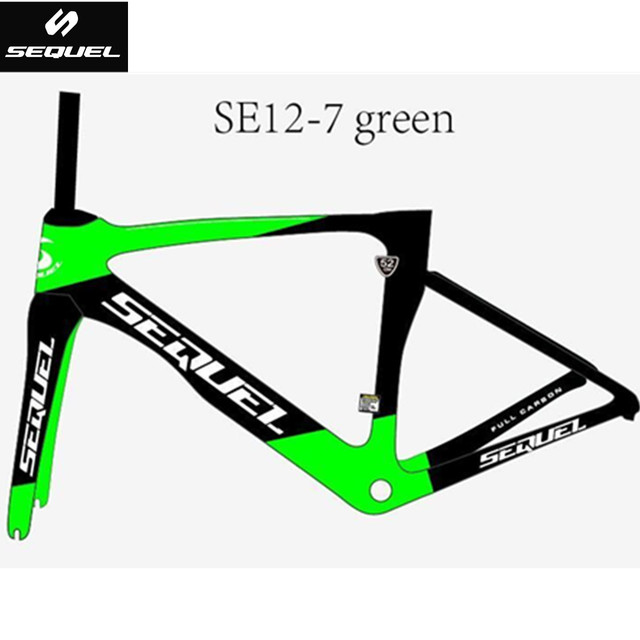 7a31598fe1d Carbon road frame 2017 SEQUEL quadro bicicleta Toray T1000 PF30/BB30/BSA  factory wholesale price cadre carbone 2 years warranty