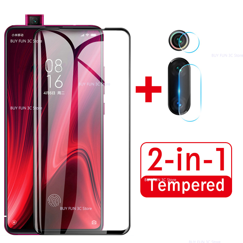 2-in-1 <font><b>Camera</b></font> Glass For <font><b>xiaomi</b></font> <font><b>mi</b></font> <font><b>9t</b></font> lens screen <font><b>protector</b></font> protective Film For <font><b>xiaomi</b></font> <font><b>mi</b></font> 9 cc9 cc9e xiomi 9 t mi9t mi9 k20 k 20 image