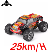 Wltoys 18401 series 1:18 remote control 4x4 drive off-road truck short card racing car model toy