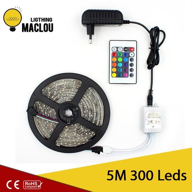 SMD3528 5M 300 Leds Indoor Strip Led Verlichting LED Ribbon 12V ...