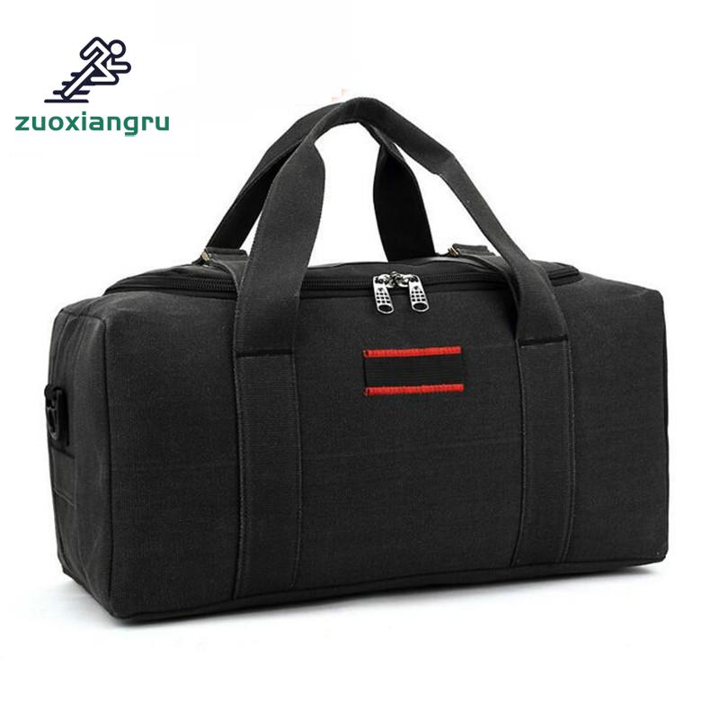 Zuoxiangru Nylon Outdoor Gym Bags Portable Waterproof Sport Bags Professional Men Women Training Bags Trval Yoga Bags