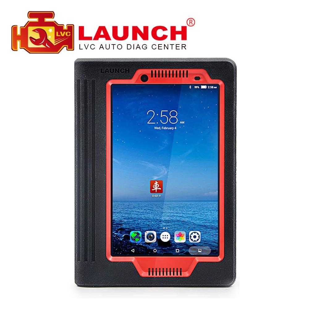 Цена за Запуск X431 мастер V 8 дюймов обновление через старт Официальный сайт Launch X-431 V Поддержка Wi-Fi/Bluetooth автоматический диагностический инструмент