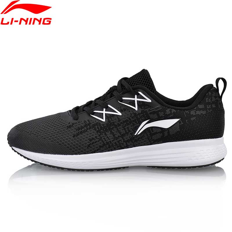 Li Ning Men SPEED STAR Cushion Running Shoes Wearable Light LiNing Breathable Sports Shoes Comfort Sneakers