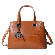 Genuine Leather Women Handbag Women's Shoulder Bag Female Messager Bags Luxury Designer Brand Lady Handbags Women Tote Hand недорго, оригинальная цена