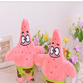 "1pc 9"" 23cm Cartoon Animal Doll Toy Stuffed Toy Plush Toy Patrick Star Sponge Bob Children's Toy"
