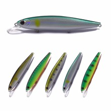 Fishing Lure 13cm 24g Trout Wobbler Suspending Minnow For Trolling Rattlin Artificial Bait Salmon Peche Fishing Tackle