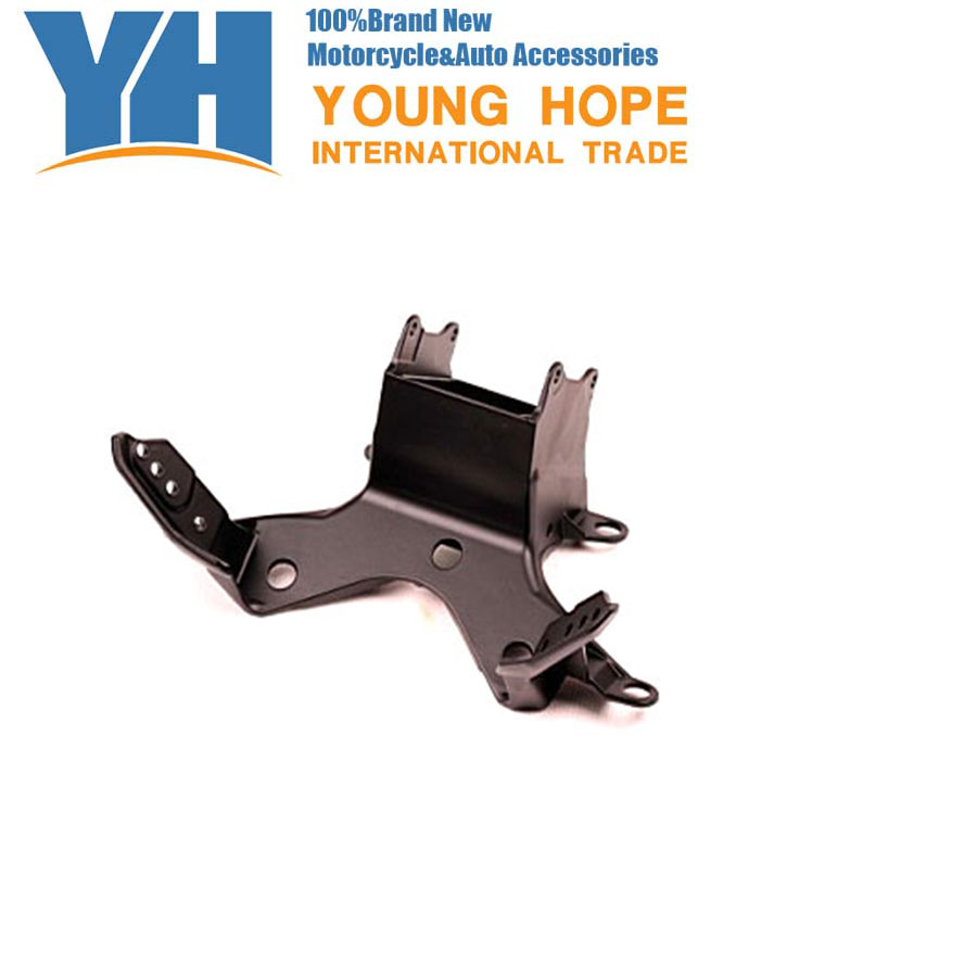 Headlight Front Upper Fairing Stay Bracket Fits For YAMAHA YZF-R6 2008-2009