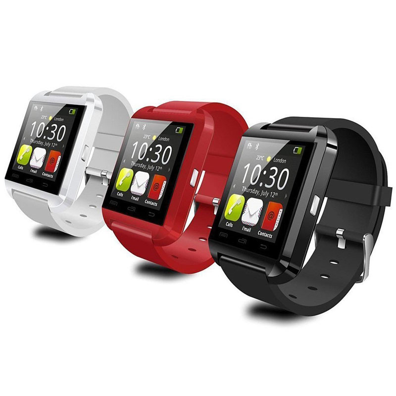 Fashion Rwatch U8 Bluetooth font b Smart b font Wrist font b Watch b font with
