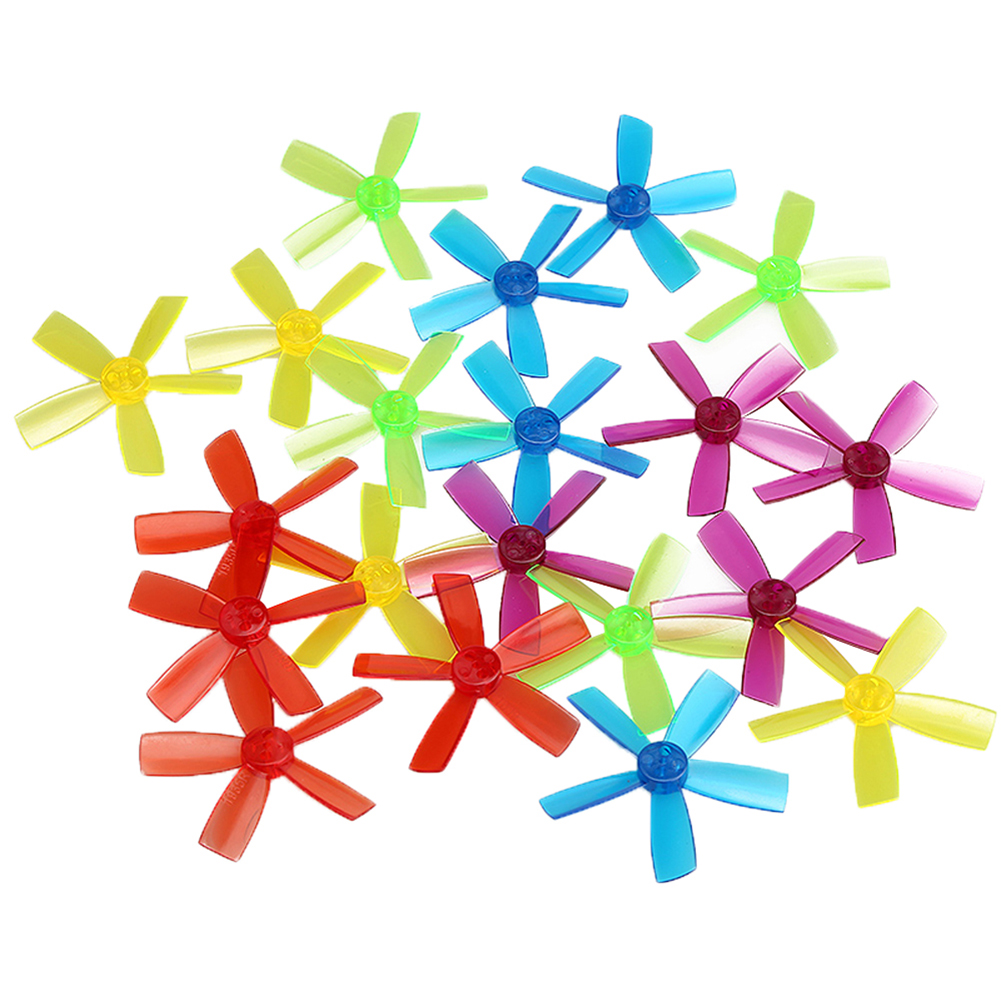 20pcs 2030 1935 50mm 5 Blade Racing Propeller for Micro FPV Frame RC Multicopter RC Spare